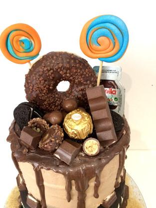 Layer Cake Choco Gourmand