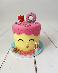 Gâteau Shopkins