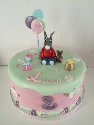 Gâteau Trotro de Lilou