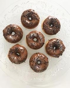 Mini donuts gourmands