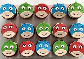 Cupcakes Pyjamasques