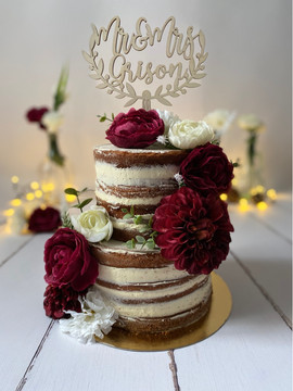 Wedding Cake de Barbara & Marc