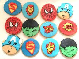 Sablés Super Héros