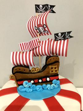 Gâteau pirate d'Andrea