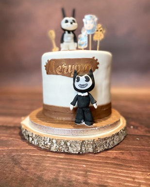 Gâteau Bendy & the ink machine