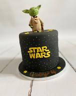 Gâteau Star Wars de Gaby