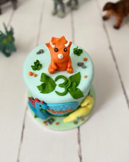 Gâteau Dino de Yohan