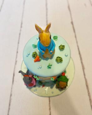 Gâteau Pierre Lapin de Jean