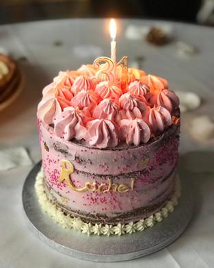 Layer Cake de Rachel