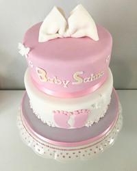 Gâteau Baby Sahna