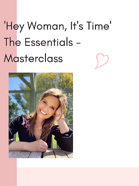 Masterclass: Hey woman it's time - the e