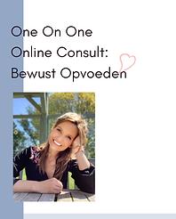 Shopify Online consult bewust opvoeden.p