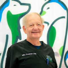Dr. Mike Freeman Veterinarian Compressed