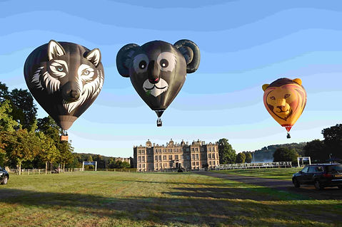 Longleat House sets the stage for the Sk