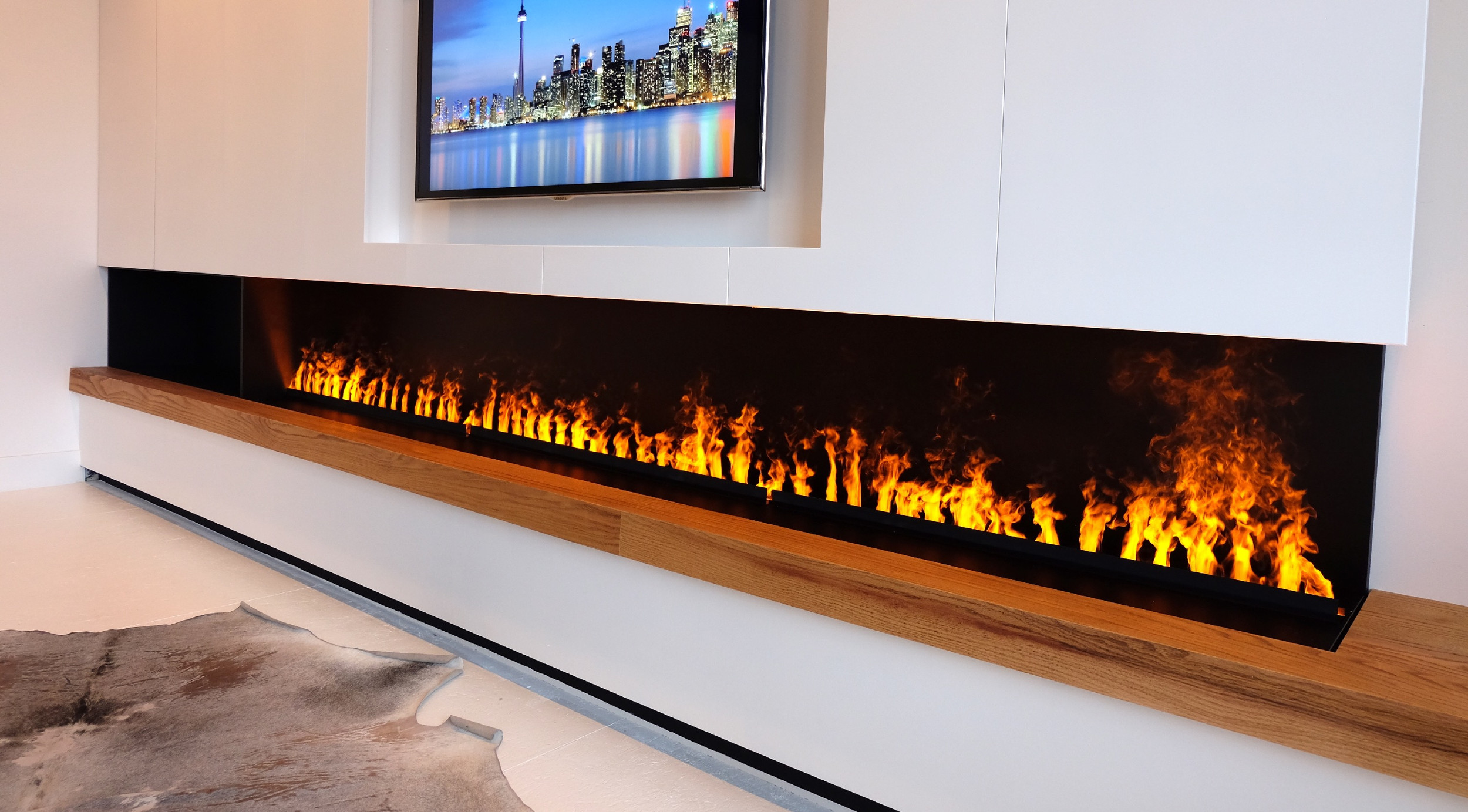 Nero Fire Design | Toronto High-End Fireplaces Specialist