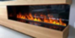 Nero Fire Design _ Custom solid wood cab