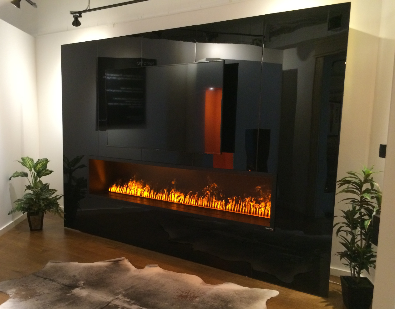 Nero Fire Design   High-End Electric Fireplace Toronto   Modern Electric  Fireplace Toronto - Nero Fire Design High-End Electric Fireplace Toronto Modern