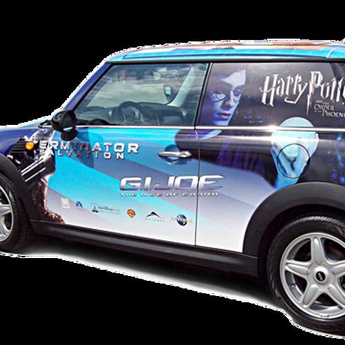 Full Vehicle Wrap