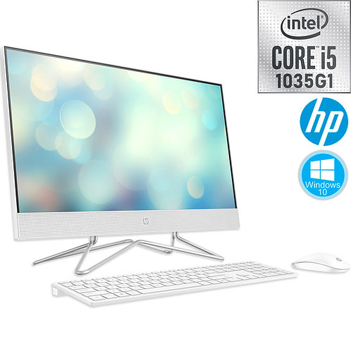 "HP - All-in-One - 24""FHD-IPS\ i5-1035G1\8GB\256GB\Win10\1Yr - 24-df0003nj"