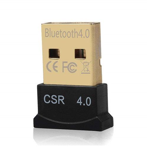 Bluetooth USB Adapter - Gold Touch - Mini Bluetooth CSR 4.0 USB Dongle