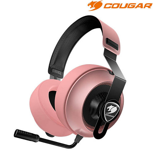 Cougar - Phontum Essential Pink (Stereo)