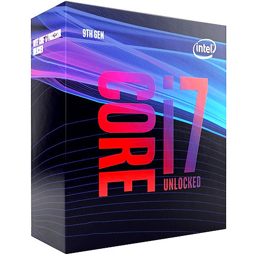 Intel - Core i7-9700KF - Box Processor