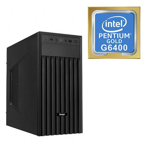 Desktop PC - Basic Pentium - G6400 \NoOS