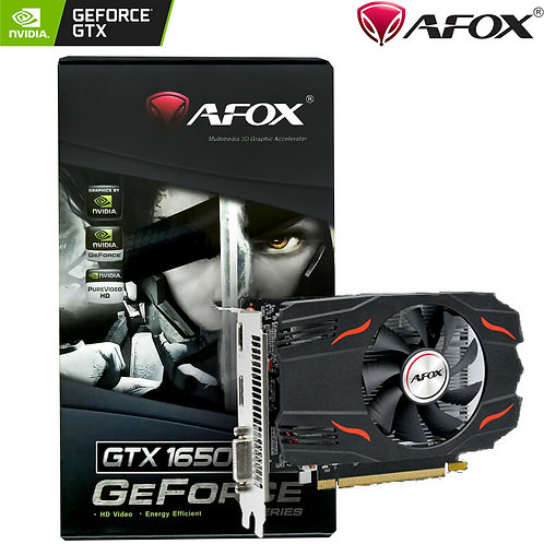 AFOX - Nvidia GeForce - GTX 1650 - 4GB