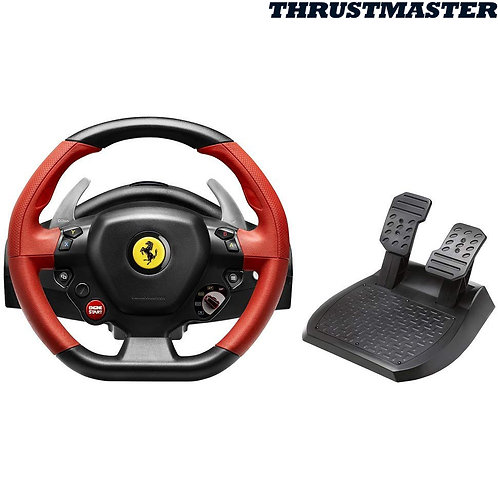Racing Wheel - Thrustmaster - Ferrari 458 Spider (PC, XBOX ONE)