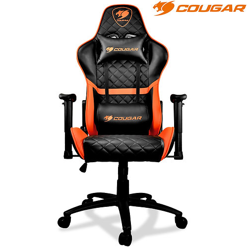 Cougar - Armor One - Gaming Chair - Orange