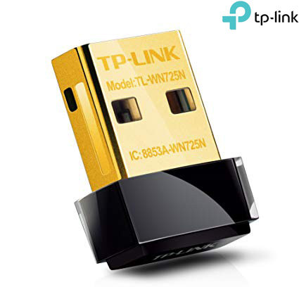 TP-Link - Wireless N Nano USB Adapter