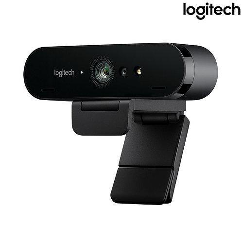 Logitech - Brio 4K PRO + Cover