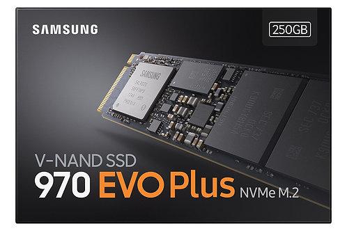 Samsung - 970 EVO Plus NVMe M.2 - 250GB