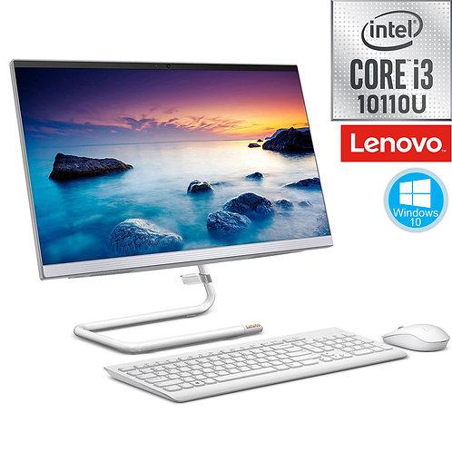 """Lenovo - All-in-One - 21.5""""FHD\i3-10110U \8GB\256GB\Win10\1Yr - A340-22IWL"""