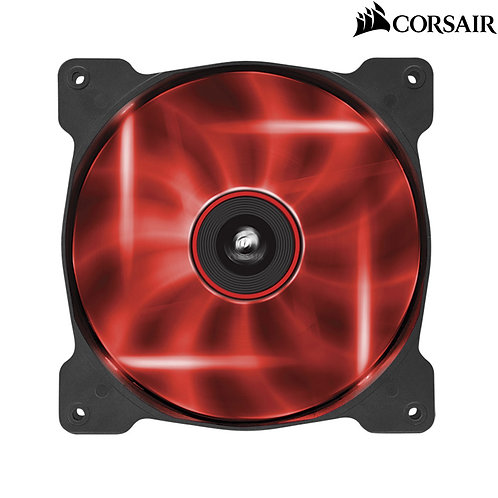 Corsair - Air Series - AF140 Quiet Edition LED Red