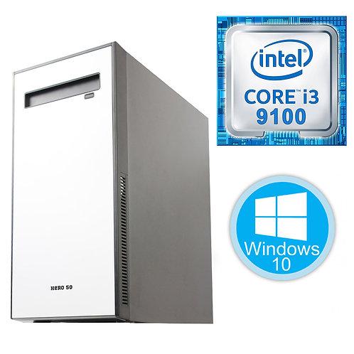 Desktop PC - Basic Home - i3-9100F\Windows 10