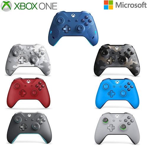 Microsoft - XBOX ONE S - Bluetooth Gamepad Variants (XBOX ONE and Windows 10)