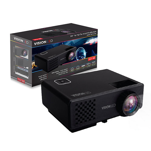 """Projector - Vision LED - DLV-180 - up to 110"""""""