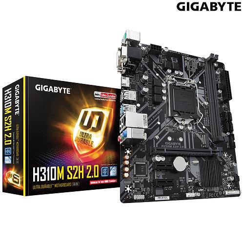 Gigabyte - H310M S2H 2.0
