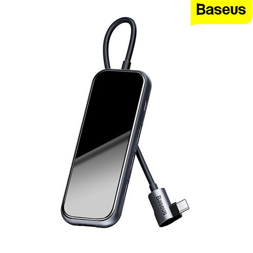 USB Hub Type-C - Baseus - Superlative Multifunctional HUB - USB 2.0 x 4