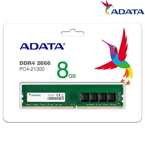 ADATA - PC4-21300 - DIMM - 8GB - DDR4 2666 MHz CL19