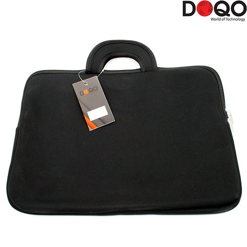 DOQO - Sleeve Bag with Handles - 15.6""