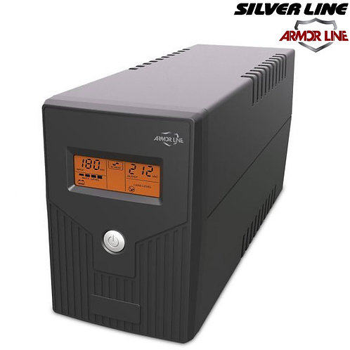 UPS - Silver Line - 600VA - Armor Line