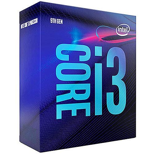 Intel - Core i3-9100F - Box Processor