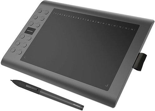Graphic Tablet - Gaomon - M106K (2048 Pressure Levels)