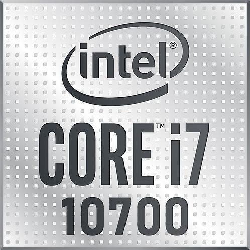 Intel - Core i7-10700 - Tray Processor
