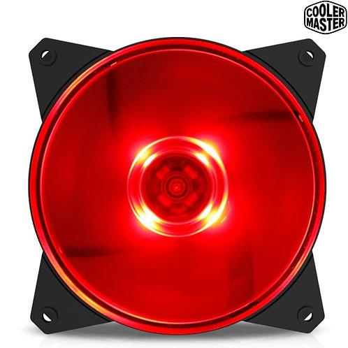 Cooler Master - MasterFan MF120L - LED Red