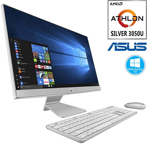 """ASUS - All-in-One - 24""""FHD-IPS\AMD-Athlon-3050u\8GB\512GB\Win10\1Yr - M241DAK"""