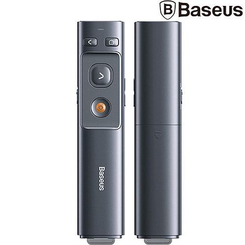 Media Pointer - Baseus - Orange Dot Wireless Presenter (Red Laser)