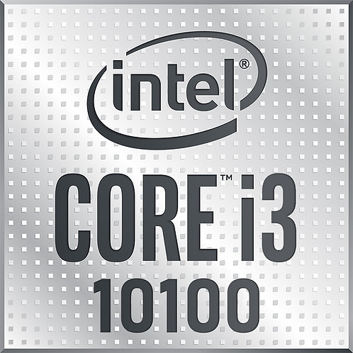 Intel - Core i3-10100 - Tray Processor